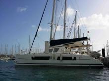 Catana 41 : In the marina